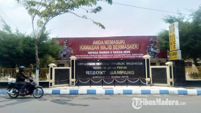 10 Polsek di Sampang Tidak Lagi Jalankan Proses Penyidikan, Polres Sampang Bentuk Polsek Rayon