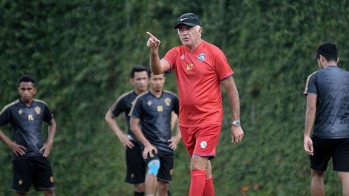Tekad Arema FC Meraih Kemenangan di KandangPS Tira Persikabo pada Laga PerdanaLiga 1 2020