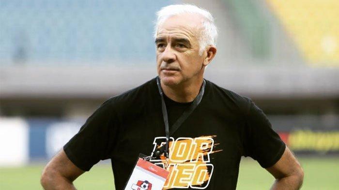 Arema FC TunjukMario Gomez Jadi Pelatih Kepala, Aremania Tunggu Kiprah sang Arsitek Poles Tim
