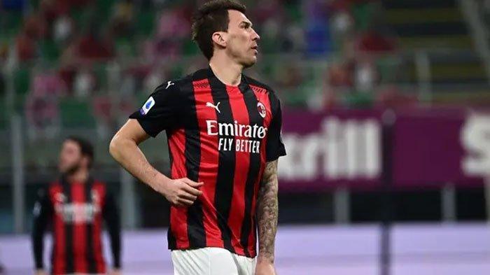 AC Milan Beri Pujian ke Mandzukic, Gagal Jadi Ibrahimovic Tapi Ogah Makan Gaji Buta