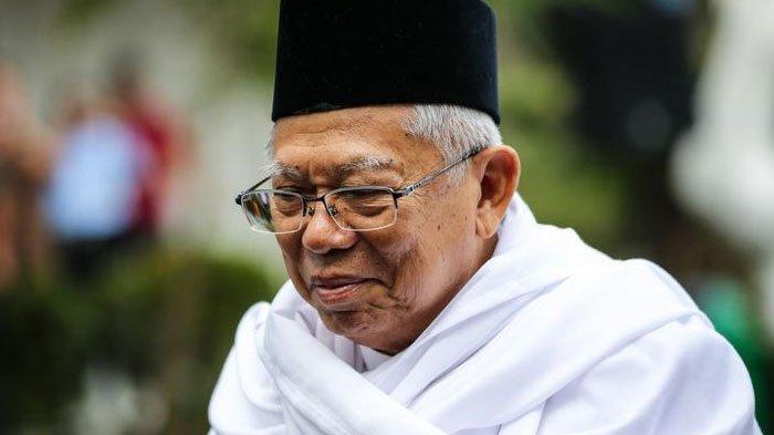 Wapres Trending Twitter Rencana Bertemu dengan Habib Rizieq, Denny Siregar dan Fadli Zon Berkomentar