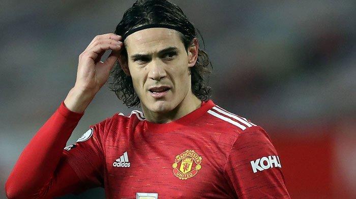 Beri Dampak untuk Manchester United, Masa Depan Edinson Cavani Mulai Tampak, Solksjaer Angkat Suara