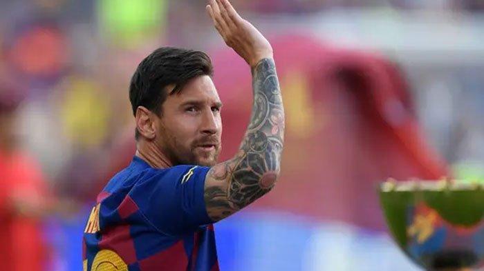 Messi Akui Bahagia Tapi Bisa Tidak Pensiun di Barcelona? Begini Pernyataan Messi Soal Masa Depannya