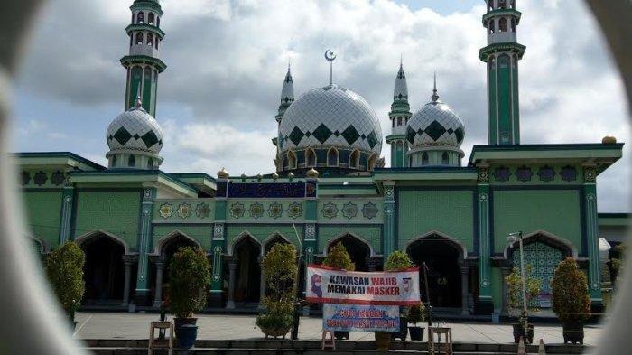 Pemkab Trenggalek Tak Izinkan Salat Idul Fitri di Masjid Agung, Alun-alun dan Lapangan Aset Pemda