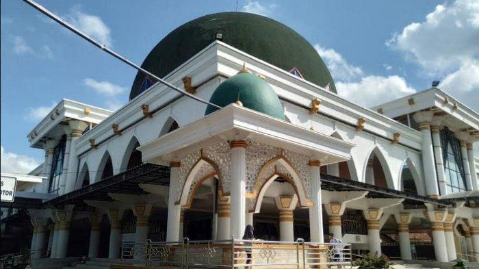 Memperingati Bulan Suci Ramadan 1442 H, Masjid Agung Tetap Gelar Kegiatan Seperti Tahun Sebelumnya