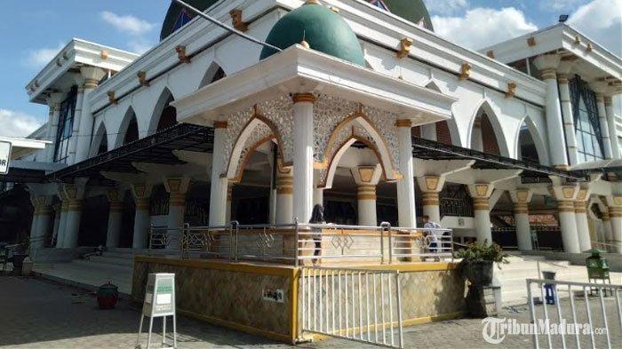 Masjid Agung Sampang Pastikan Menggelar Salat Idul Fitri, Jemaah Wajib Perhatian Aturan Berikut