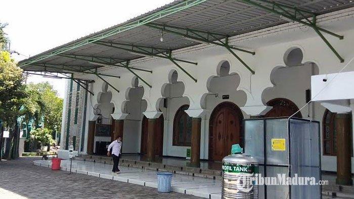 Persiapan PSBB di Surabaya, Masjid Rahmat Tak Gelar Salat Jumat, Salat Tarawih dan Salat Idul Fitri