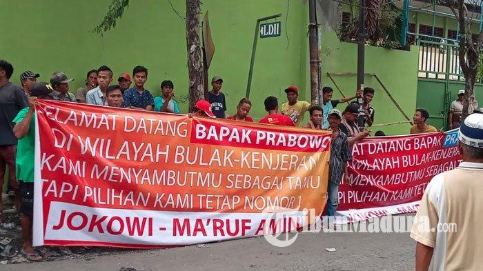 Dihadang Kubu Lawan Saat Kampanye, Ketua BPP Prabowo-Sandi di Jatim: Jangan Sampai Ada Aksi Balasan