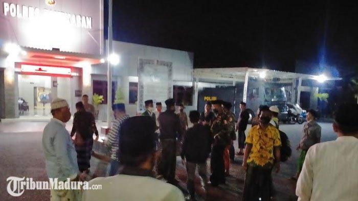 Sebut Ketua NU Pamekasan Simpatisan PKI di FB, Ansor Minta Pemilik Akun Muhammad Izzul Ditangkap