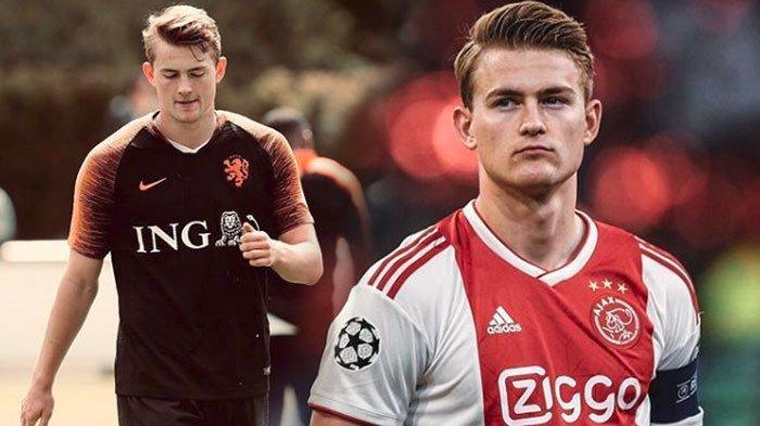 Manchester United dan Barcelona Kepincut Kapten Belasan Tahun Ajax Amsterdam ini, Pilih yang Mana?