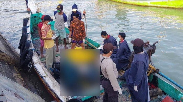 BREAKING NEWS - Kapal Asal Papua Temukan Mayat Laki-laki Mengambang di Perairan Giligenting Sumenep