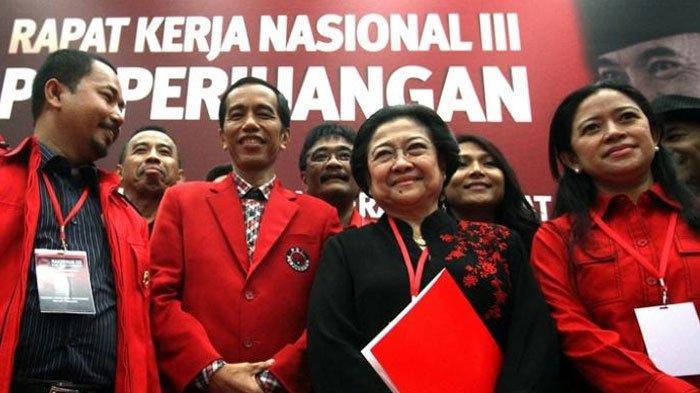 Puan Maharani UngkapPDIP Sudah Siapkan Nama-Nama yang Diusulkan Jadi Calon MenteriJokowi-Maruf