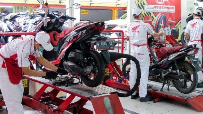 MPM Beri Layanan Servis Sepeda Motor Spesial untuk Nakes hingga Driver Ojol, Begini Cara Dapatnya