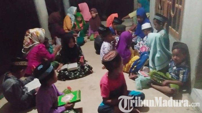 Tingkatkan Budaya Literasi Anak Desa, Alumni IAIN Madura ini Dirikan Rumah Baca di Pelosok Pamekasan