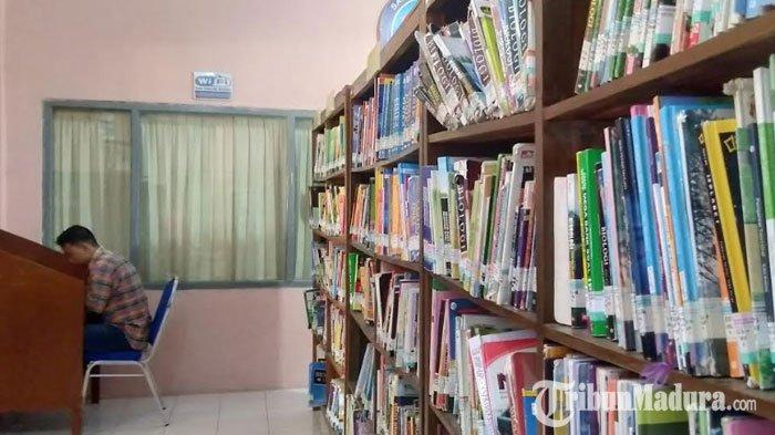 Literasi Warga Madura Dinilai Memprihatinkan, Kualitas Buku Bacaan di Perpustakaan Daerah Disorot