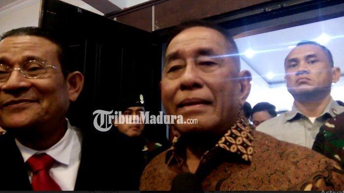 Menhan Minta Pelaku Rasisme di Surabaya dan Malang Diproses Hukum, Termasuk Tentara dan Polisi