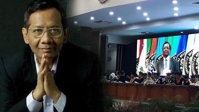Kapal Nelayan China Curi Ikan di Indonesia, Mahfud MD Tegas Tak Akan ada Nego: Kita Tidak Perang