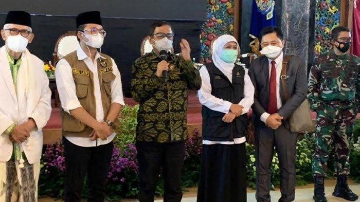Mahfud MD Silaturrahmi ke Ulama Bangkalan, Ajak Semua Elemen Bersatu Lawan Covid-19