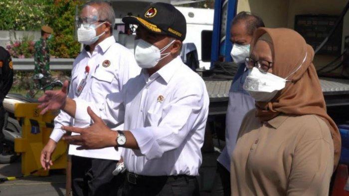 Tinjau Penyekatan di Madura, Menko PMK: Gak Ada Niat Mempersulit, Mari Satukan Niat Kurangi Covid-19