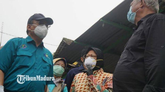 Menteri Sosial RI Risma Blusukan di Eks Lokalisasi di Mojokerto, Petakan Solusi untuk Warga Miskin
