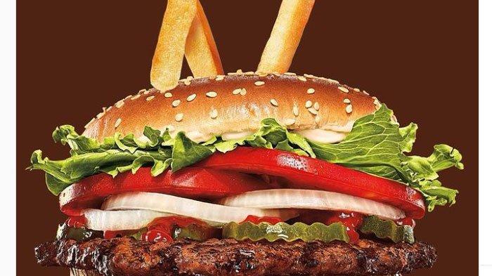 Promo Burger King Mulai Rp 5000 Periode sampai 31 Mei 2021, Ada Coke Float hingga Beef Burger