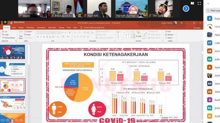 Pengamat Ekonomi Sebut Pasca Pandemi Jadi Peluang Perekonomian Indonesia Bisa Bangkit