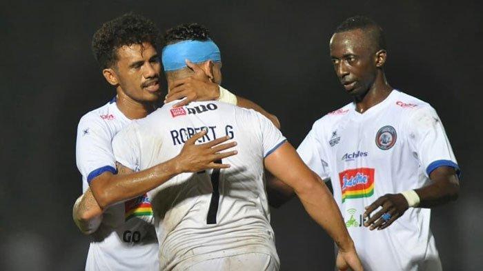 Hasil Persita Tangerang Vs Arema FC, Singo Edan Pastikan Melaju ke Babak 16 Besar Piala Indonesia