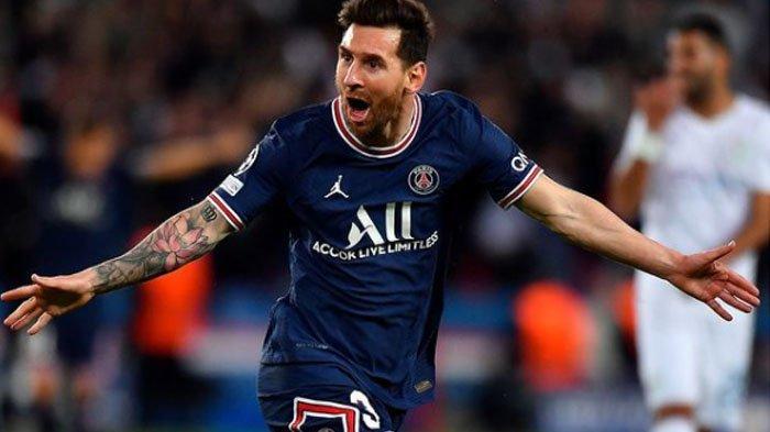 Rekor Messi Selalu Bagus saat Bersua Manchester City, Kutukan Bagi Pep Guardiola?