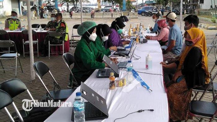 Tagar #MaduraBermasker Ramai Digunakan Pasca 376 Orang di Bangkalan Terinfeksi Covid Dalam 4 Hari