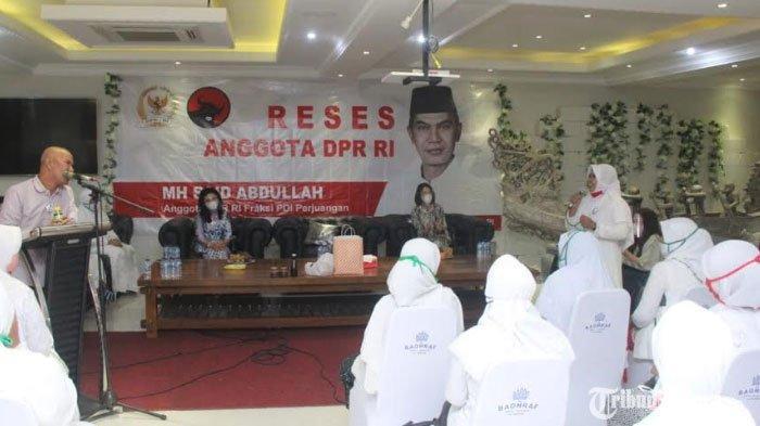 MH Said Abdullah GelarReses bersama Muslimat NU Sumenep, Singgungsoal Pemberdayaan Perempuan