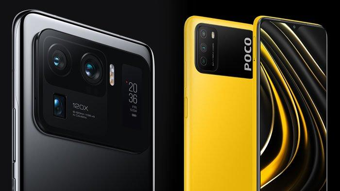 Harga dan Spesifikasi Xiaomi, Redmi Note 9 Pro, Poco M3, Mi 11, ada yang Seharga iPhone 11 Pro Max