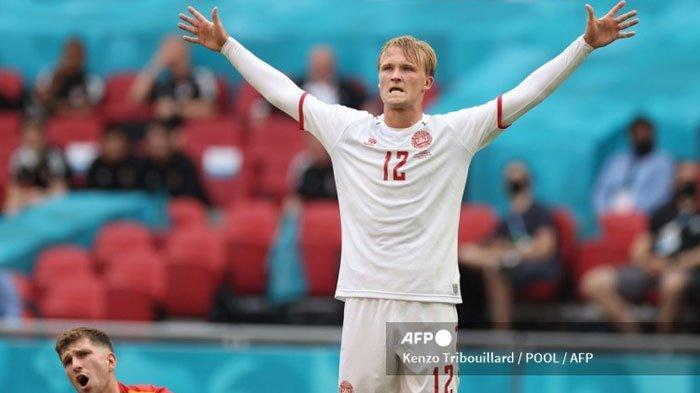 AC Milan Bisa Tikung Barcelona Dalam Perebutan The Next Christian Eriksen, ada Faktor Rekan Timnas?