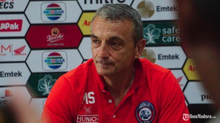 Hak Istimewa dari Manajemen untuk Sosok Calon Pelatih Arema FC yang Tidak Didapat Milomir Seslija