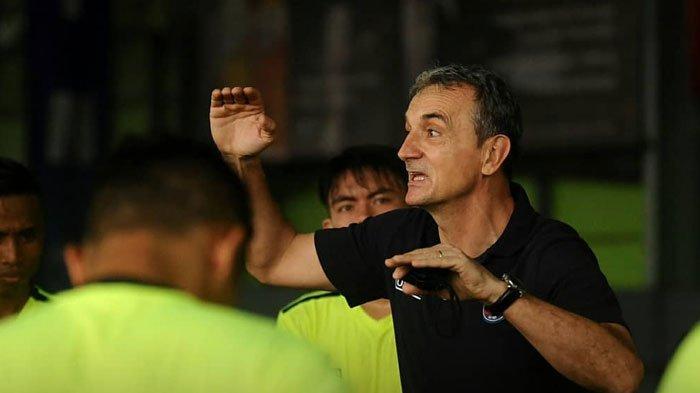 Laga Uji Coba Arema FC Vs Timnas U-22, Tuan Rumah Siap Tampilkan Permainan Menyerang