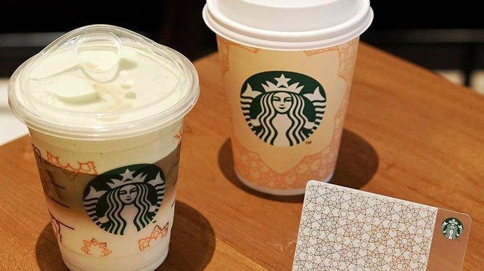 Promo Starbucks Buy 1 Get 1 Free, Simak Cara MendapatkanHarga Khusus Cuma Satu Hari Saja