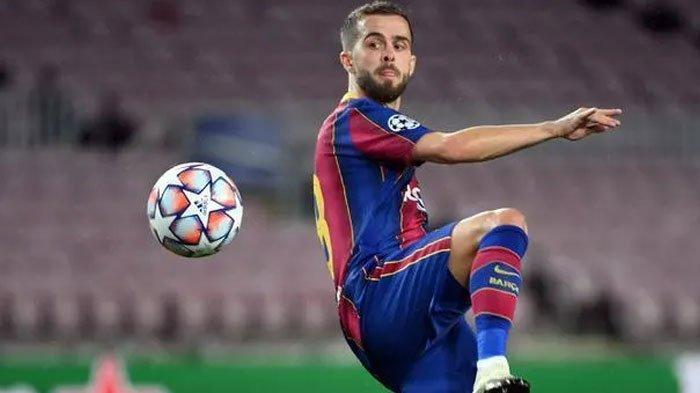 Niat Juventus Jemput Mantan Pemainnya di Barcelona, Tumbalkan Ramsey Demi Lancarkan Reuni