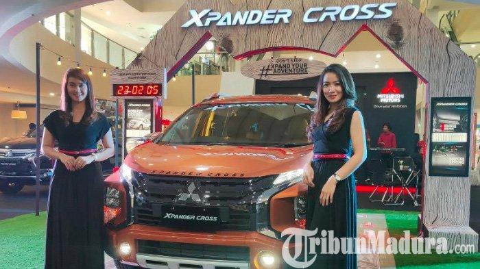 Mitsubishi Xpander Cross Diluncurkan di Kota Malang dan Jatim, Rp 266 Juta Sudah Bisa Bawa Pulang