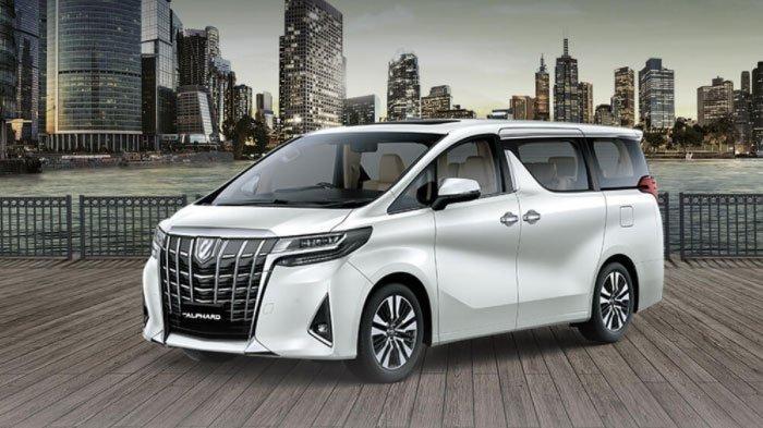 Daftar Harga Mobil setelahPajak Mobil Baru Dihapus,Toyota Alphard - New VellfireTak SampaiRp 1 M