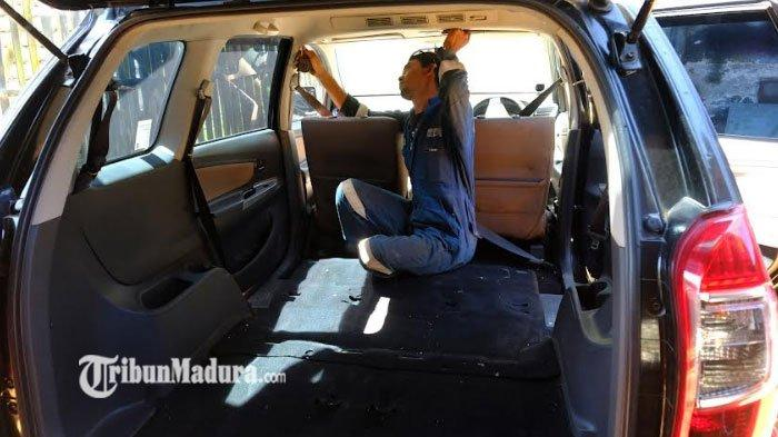 Mobil Dinas Kades Pandanrejo Kini Dimodifikasi Jadi Ambulans, Demi Fasilitasi Warga yang Membutuhkan