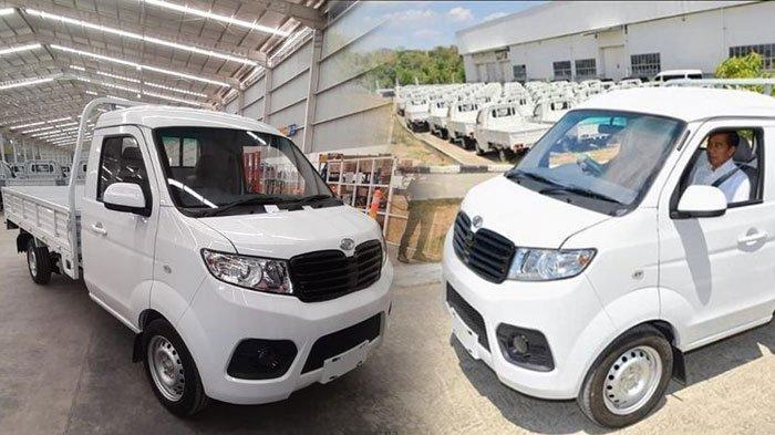 Mobil Esemka Bima Resmi Diluncurkan Presiden Jokowi, Harganya Lebih Murah dari Mobil Pabrikan Jepang