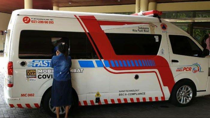 Ibu Hamil Usia Kehamilan 37 Minggu di Surabaya Mulai Jalani Tes Swab, Kembali Tes Jelang Persalinan