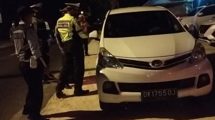 5 Rombongan Pemudik Mobil dari Luar Madura Diputarbalikkan di Pos Penyekatan Arus Mudik Pamekasan