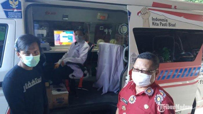 Risma Marah Mobil PCR Bantuan Tak Ada di Surabaya,BPBD Jatim: Ini untuk Provinsi Jawa Timur