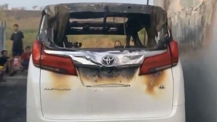 TERUNGKAP Perangai Terduga Pelaku Pembakar Mobil Via Vallen, Tercium Tetangga 2 Hari Jelang Insiden