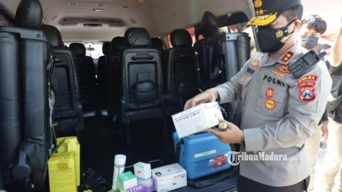 Kota Surabaya Punya Mobil Vaksinasi Keliling Respon Cepat, Siap Jangkau Vaksinasi Warga Perkampungan