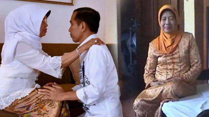 Profil dan Biodata Ibunda Presiden Jokowi Sujiatmi Notomiharjo, Punya Dua Kunci Dalam Mendidik Anak