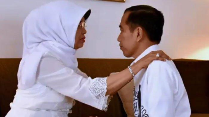 Kabar Duka Datang dari Presiden Jokowi, Ibunda Presiden Jokowi Wafat Hari ini, Rabu 25 Maret 2020