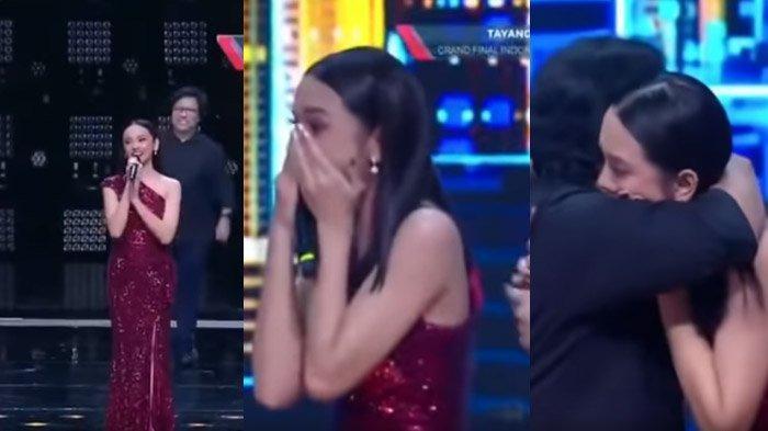 Didatangi Ayah Didiknya, Lyodra Indonesian Idol Merasa Kena Prank, Erwin Gutawa: Cita-cita Terwujud