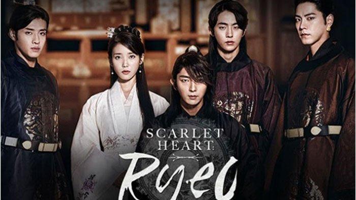 Sinopsis Moon Lovers: Scarlet Heart Ryeo, IU Terjebak di Dunia Paralel hingga Disukai Para Pangeran