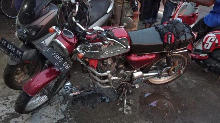 BREAKING NEWS - Kepala BKPSDM Tulungagung Arief Boediono Meninggal Dalam Kecelakaan Sepulang Touring